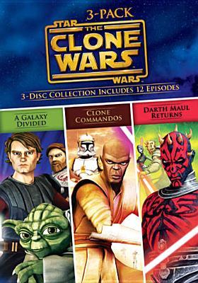 STAR WARS:CLONE WARS VOL 3 BY STAR WARS: CLONE WAR (DVD)