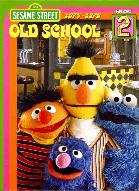 SESAME STREET:OLD SCHOOL V2 (1974-197 BY SESAME STREET (DVD)